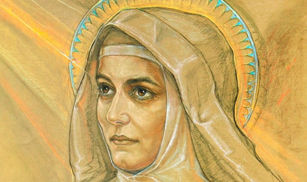 20. Rocznica ogłoszenia św.Teresy Benedykty odKrzyża współpatronką Europy