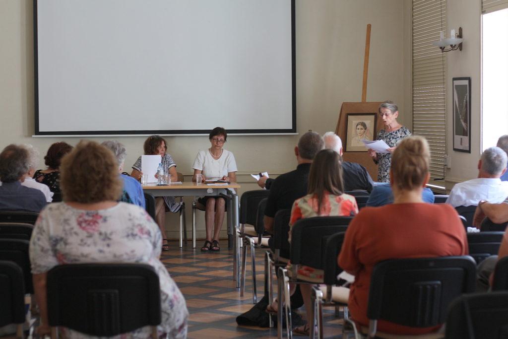 Nowi członkowie wspierający ihonorowi Towarzystwa im.Edyty Stein