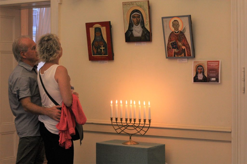 Wspomnienie liturgiczne Edyty Stein weWrocławiu