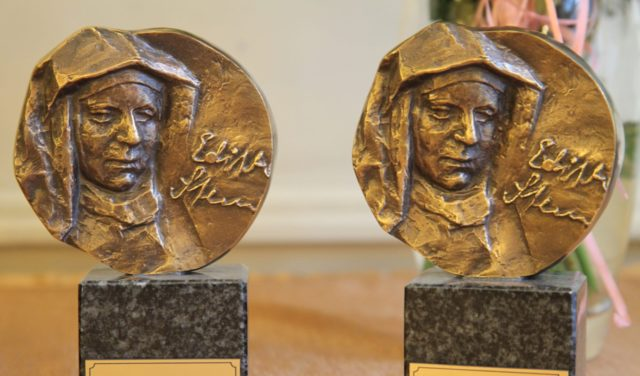 The ceremony of awarding St. Edith Stein Prize 2020