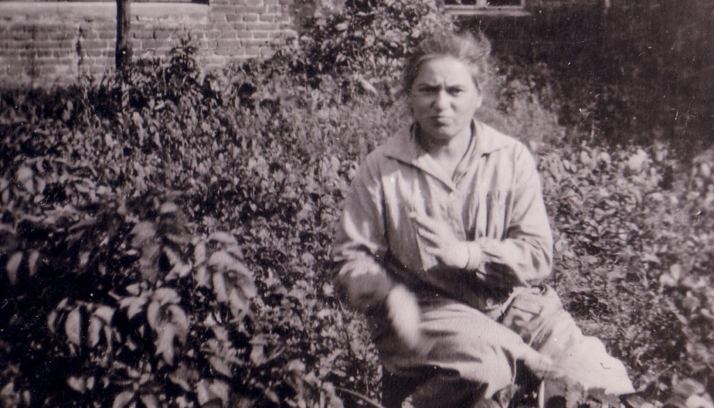 Elfriede (Frieda) Tworoger zd. Stein (1881-1942)
