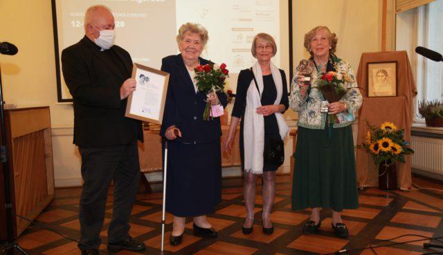 Les prix Sainte Edith Stein 2020 ont été accordés