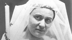 Narocznicę obłóczyn Edyty Stein – s. Teresy Benedykty odKrzyża 15 kwietnia 1934 roku – Sylwin Bechcicki