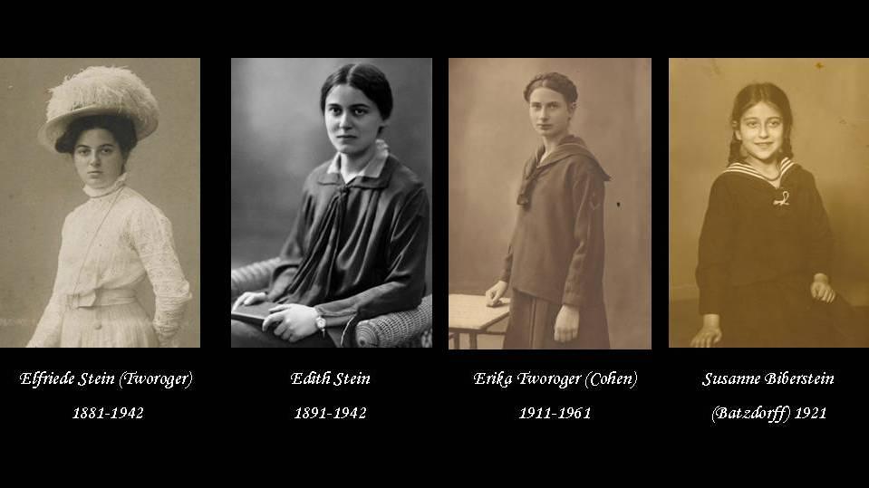 W2021 roku świętujemy okrągłe rocznice urodzin Elfriede, Edith, Eriki iSusanne