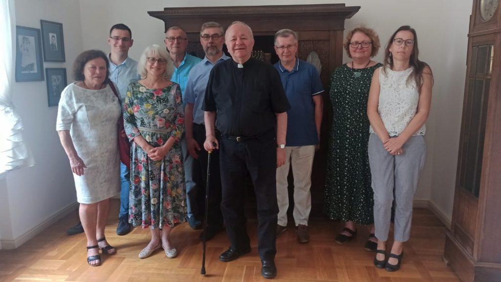Wybrano nowy Zarząd Główny Towarzystwa im.Edyty Stein
