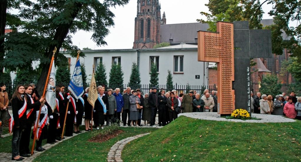 Europejski Krzyż Pokoju weWrocławiu