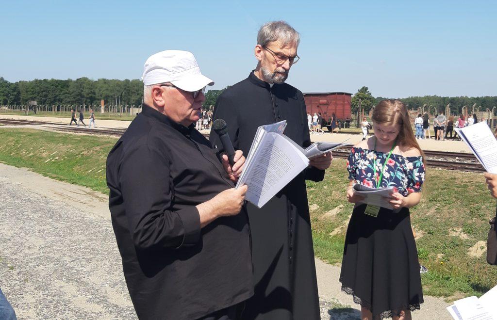 Słowo ks.Jerzego Witka zokazji otwarcia wystawy oEdycie Stein wOświęcimiu