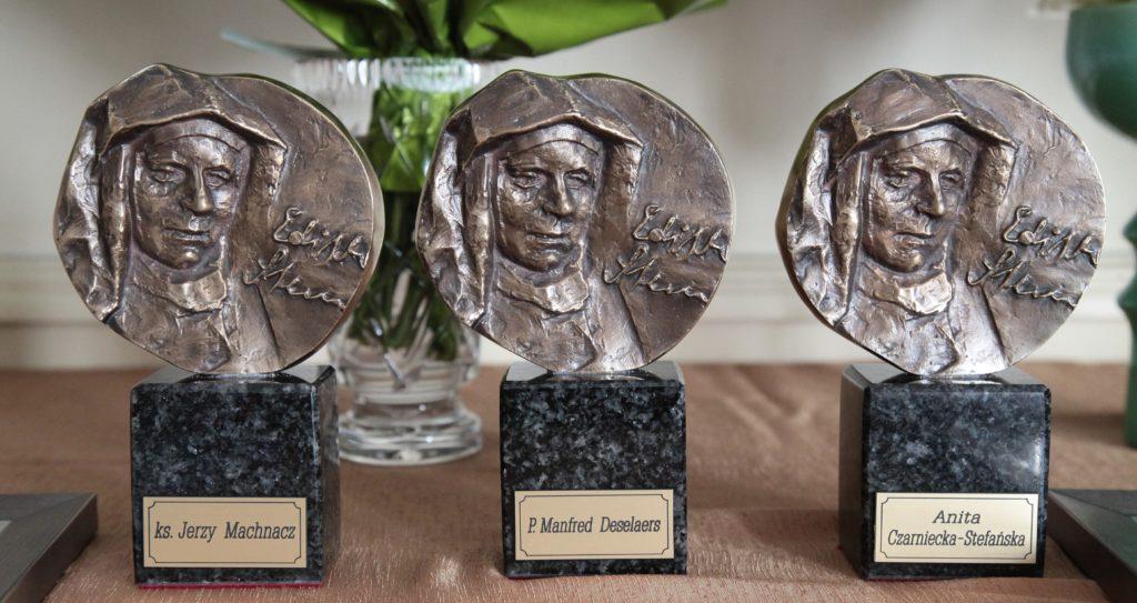 List Pani Beaty Kempy zokazji uroczystości wręczenia Nagród św.Edyty Stein
