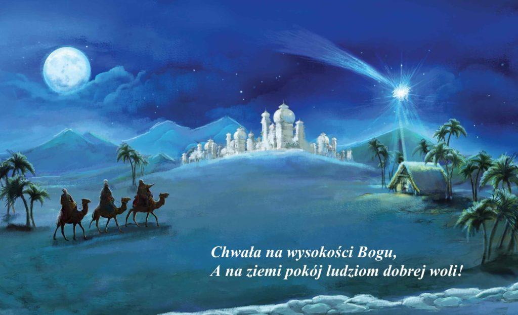 Życzenia naBoże Narodzenie 2019