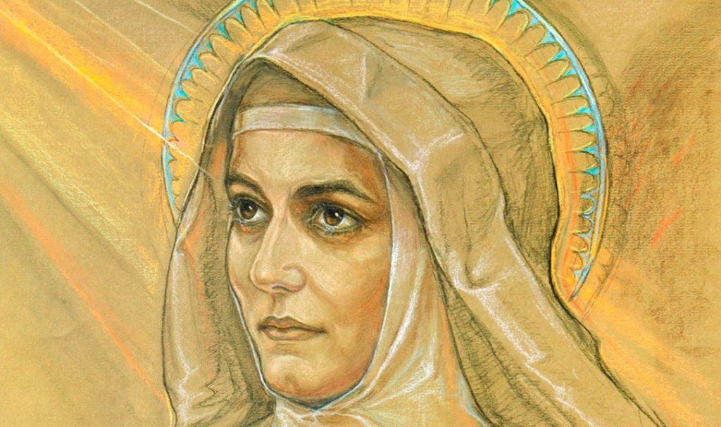 Modlitwa zacierpiących Edyty Stein – św.Teresy Benedykty odKrzyża