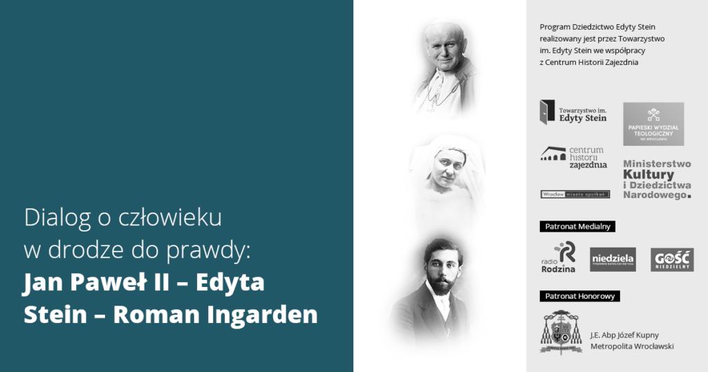 KONFERENCJA NAUKOWA wDomu Edyty Stein 12-13 października 2020