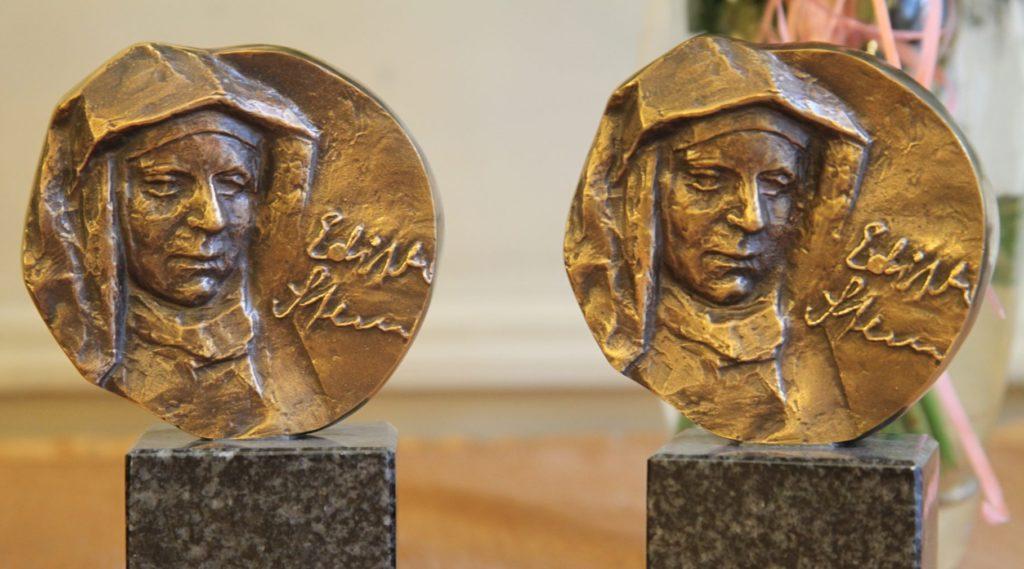 Wybrano laureatów Nagrody im.św.Edyty Stein w2020 roku