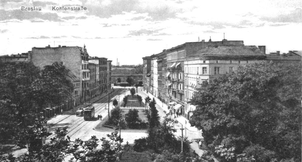 Edith Stein à Breslau