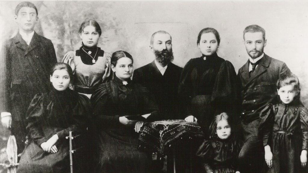 Historia jednego eksponatu. Zdjęcie rodzinne Steinów (film)