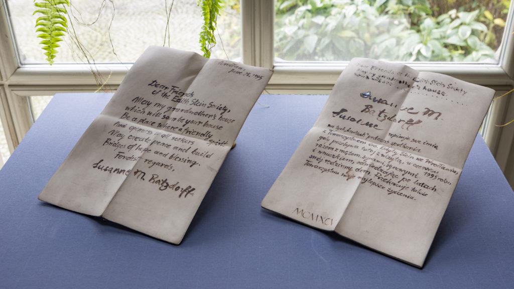 Historia jednego eksponatu. Ceramiczne listy (film)